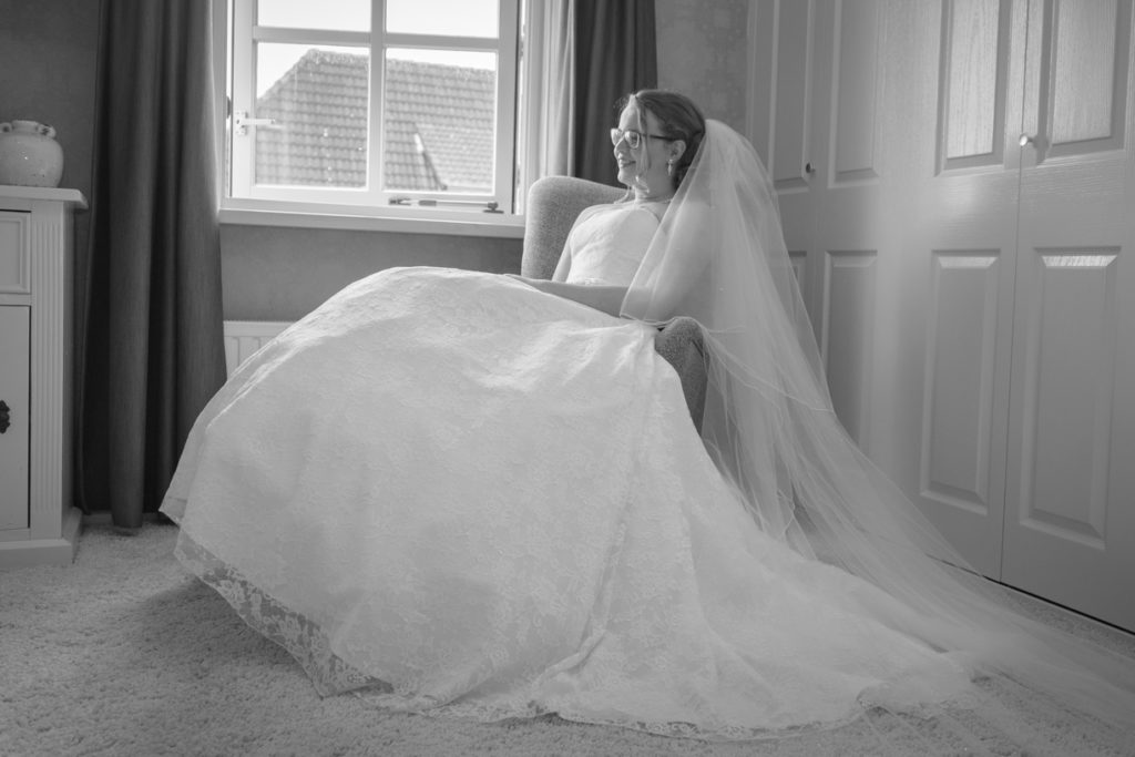 foto bruid
