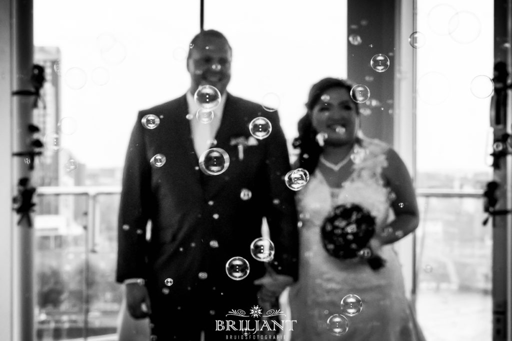 bruidspaar Rotterdam