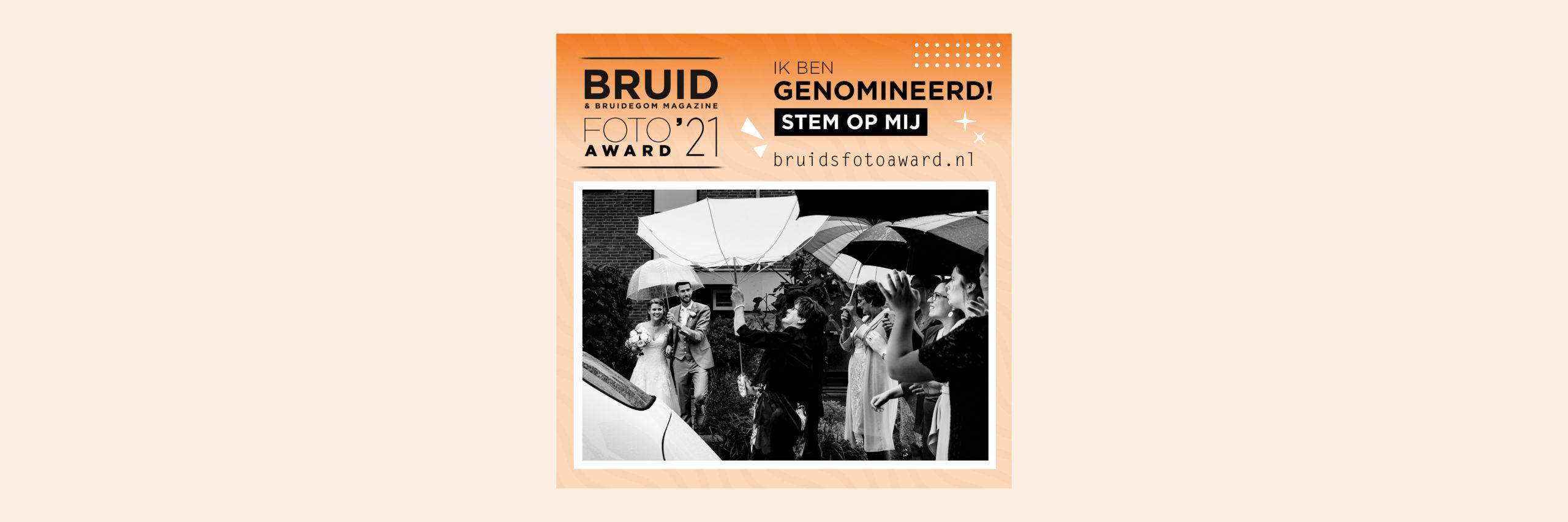 Briljant Bruidsfotografie Bruidsfoto Award